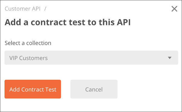 Add Contract Test to Schema