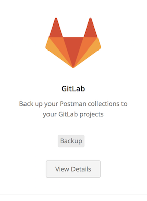 select gitlab integration