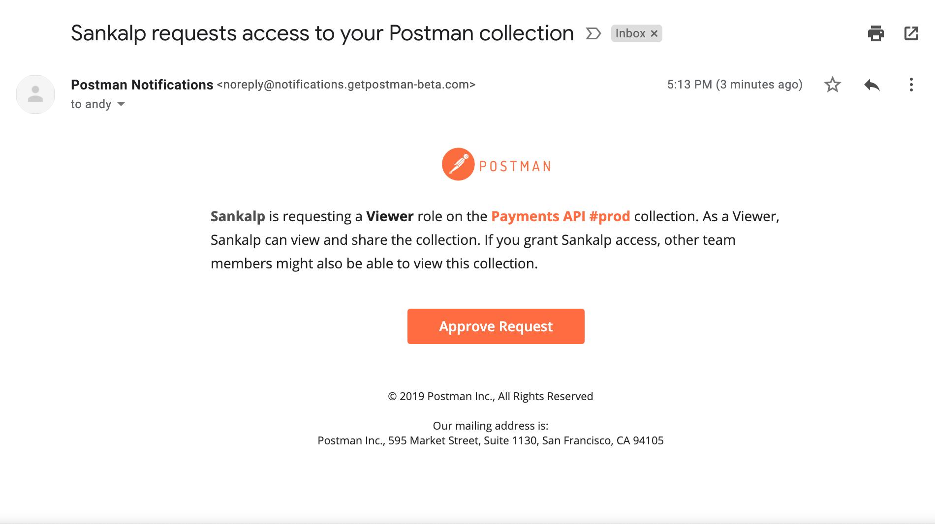 https://assets.postman.com/postman-docs/request-access-mail.png