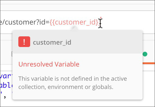 Unresolved Variable