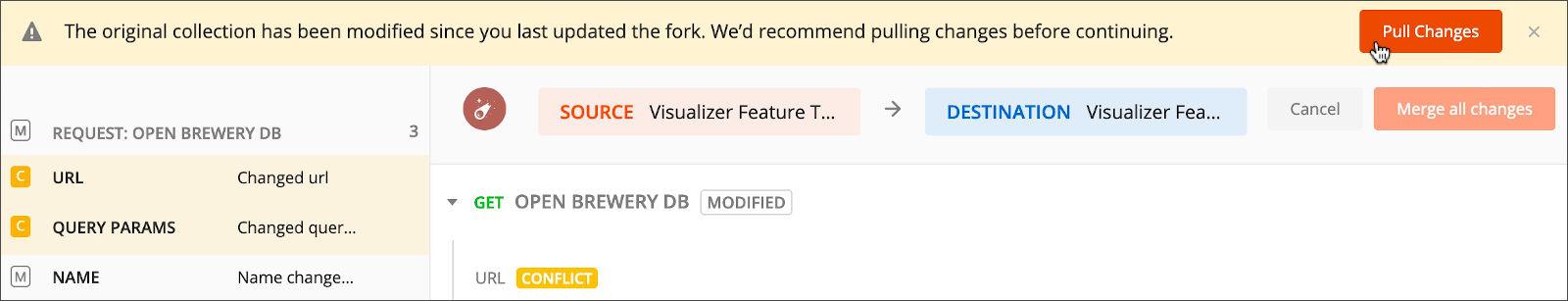 Update Fork