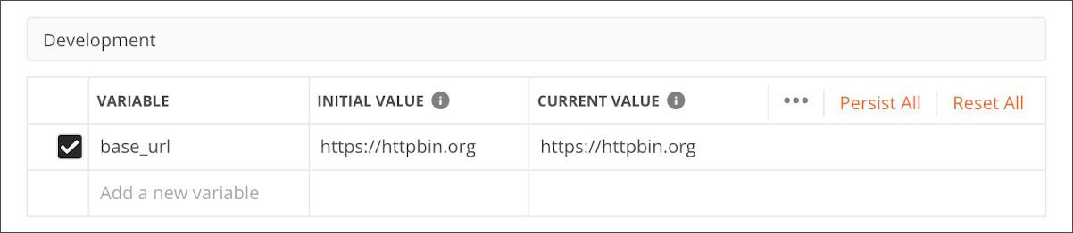 URL Variable