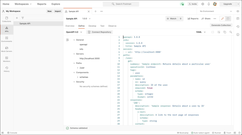 API Builder